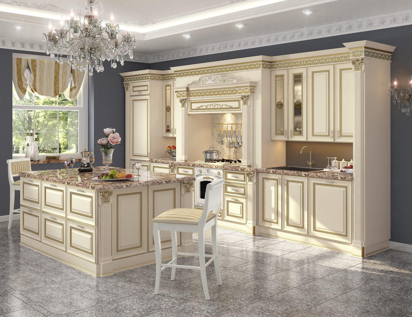 Кухня Нике Аворио - 4