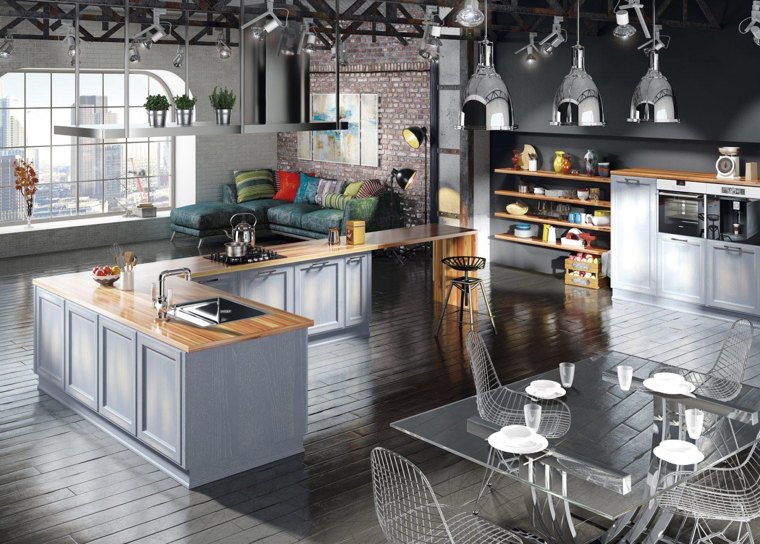 Кухня Милан Бьянко - 4