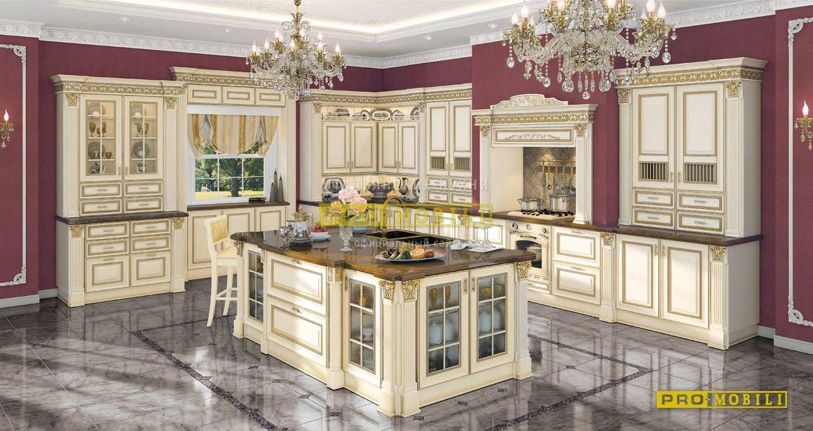 Кухня Нике Аворио - 3