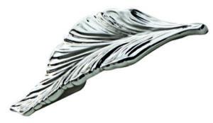 BM-PS032L Ручка-скоба Дафна 32мм левая, серебро