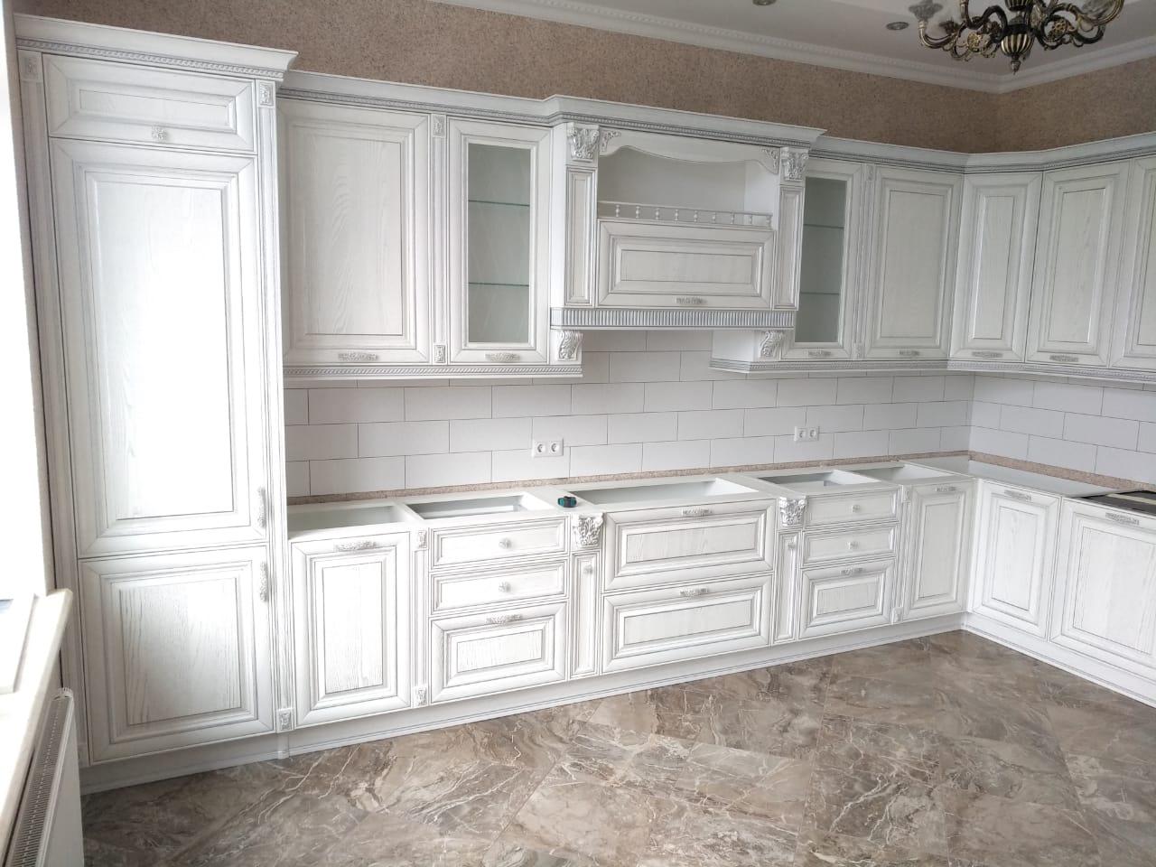 кухня фабрики Про Мобили пример 1